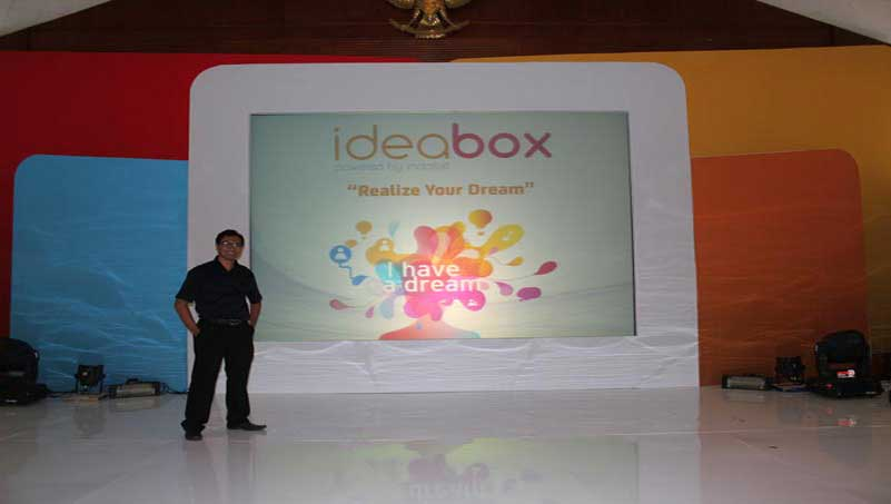 "Ideabox ""Relize Your Dream"""