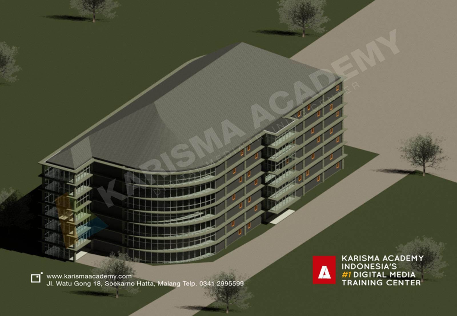 Karya dan Tugas Akhir Siswa Karisma Academy