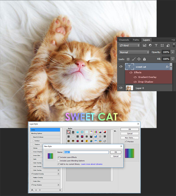 tips dan trik adobe photoshop, belajar photoshop, fitur photoshop